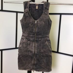 Diesel denim dress size XXS